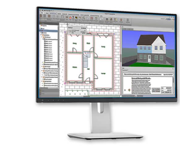 easy cad software for builders and developers