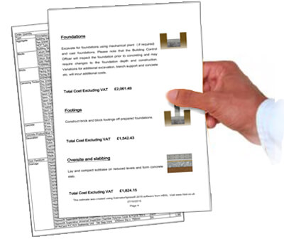 project costing-construction-software-for-designers-estimating