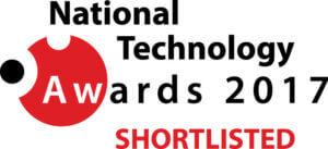 National Technology Awards BuildingWorks shortlisted