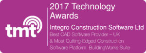 award winning building software - 2017 Technology Awards