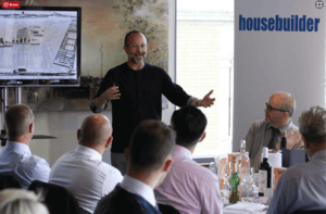 Housebuilder awards keynote speech