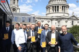 Housebuilder magazine award group